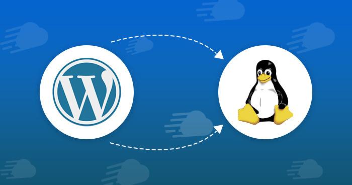 ¿Cómo instalar WordPress en un servidor LINUX?