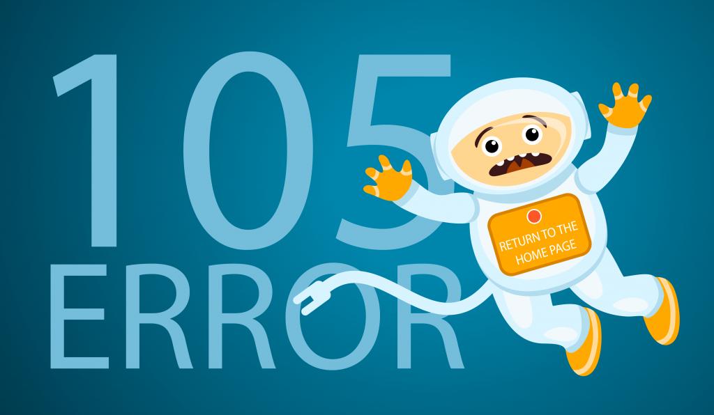 Cómo solucionar el error 105 ERR_NAME_NOT_RESOLVED para Chrome