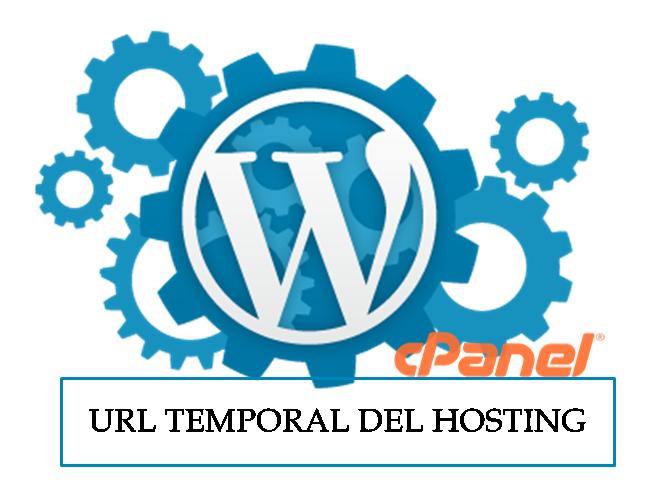 Instalar WordPress en una URL temporal