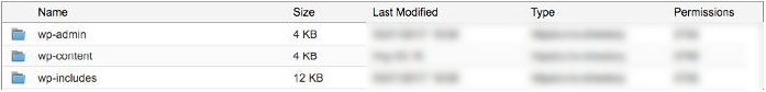 Eliminar WordPress manualmente desde cPanel