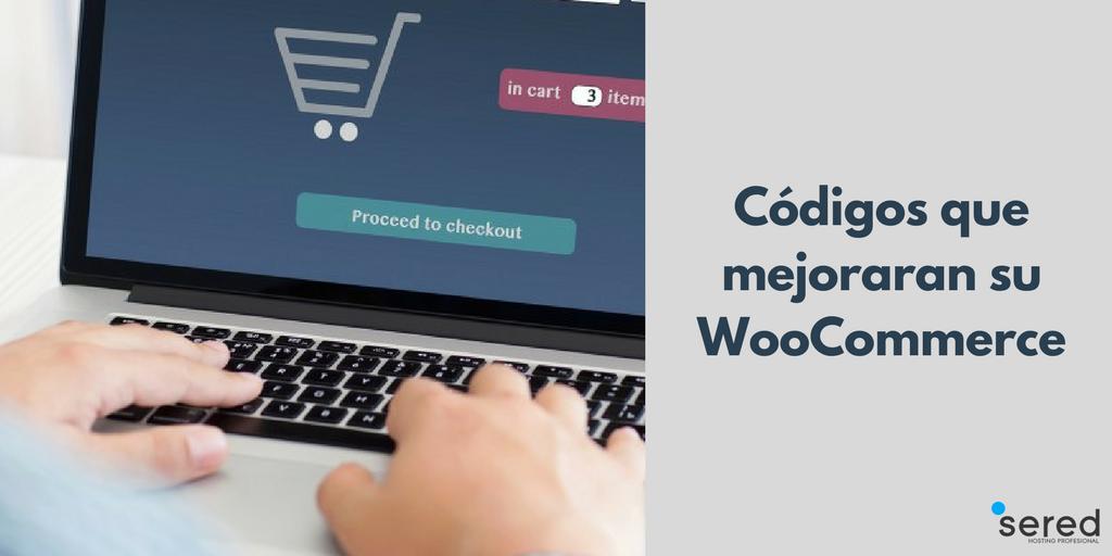 4 códigos que mejoraran su WooCommerce
