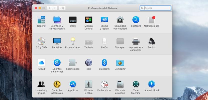 proxy en mac