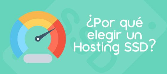 elige tu hosting ssd al mejor precio